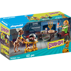 PLAYMOBIL® SCOOBY-DOO Abendessen mit Shaggy
