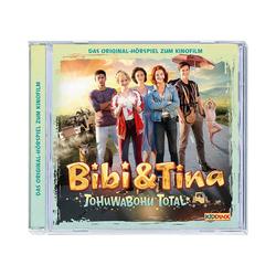 Kiddinx Hörspiel CD Bibi & Tina 4 - Tohuwabohu Total - Original