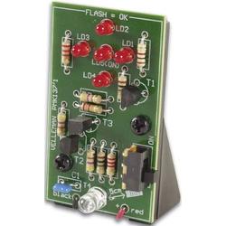 Whadda MK137 LED Bausatz Ausführung (Bausatz/Baustein): Bausatz 9 V/DC
