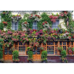 Piatnik Puzzle Pub in London, 1000 Puzzleteile