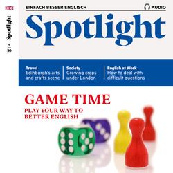 Englisch lernen Audio - Spielend Englisch lernen als Hörbuch Download von Owen Connors