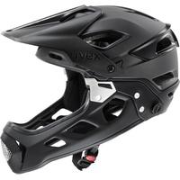 Uvex Jakkyl hde 2.0 56-61 cm black mat 2021