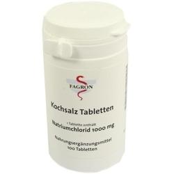 KOCHSALZ 1000 mg Tabletten 100 St