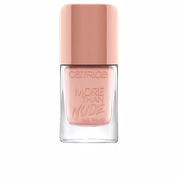 MORE THAN NUDE nail polish #07-nudie beautie