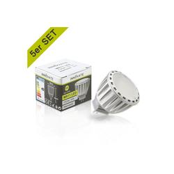 INNOVATE MR11 LED-Leuchtmittel im 5er-Pack weiß