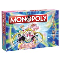 Winning Moves Monopoly Sailor Moon