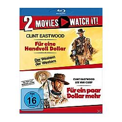 Für eine Handvoll Dollar / Für ein paar Dollar mehr - DVD  Filme