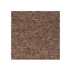 Teppichboden Paul, Andiamo, rechteckig, Höhe 6 mm, Meterware, Breite 400 cm, strapazierfähig, pflegeleicht braun 400 cm x 6 mm