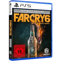 Far Cry 6 - Ultimate Edition (USK) (PS5)