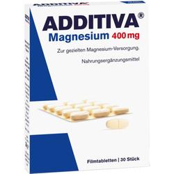 ADDITIVA Magnesium 400 mg