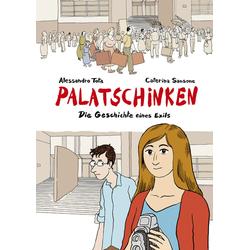 Palatschinken - Die Geschichte eines Exils als Buch von Caterina Sansone