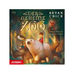 Der geheime Zoo - (CD)