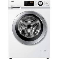 Haier HW80-BP1439N Waschmaschine mit 1400 U/Min., in Weiß