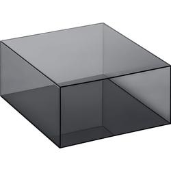 now by hülsta Aufbewahrungsbox grau Kleideraufbewahrung Aufbewahrung Ordnung Wohnaccessoires