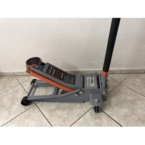 Schwerlast Rangierwagenheber 3T Wagenheber EXTREM FLACH Hydraulisch 75mm