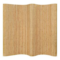 vidaXL Raumteiler vidaXL Raumteiler Bambus 250x165 cm Natur