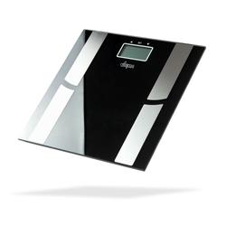Körperfettwaage Personenwaage Körperanalysewaage Analysewaage Waage bis 180 kg