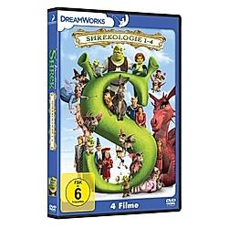 Shrek 1-4 - Die komplette Shrekologie - DVD  Filme