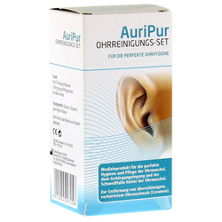 Auripur Ohrreinigungs-Set 50 ml