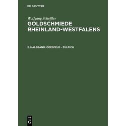 Coesfeld - Zülpich: eBook von Wolfgang Scheffler