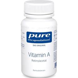 PURE ENCAPSULATIONS Vitamin A (Retinylacetat)
