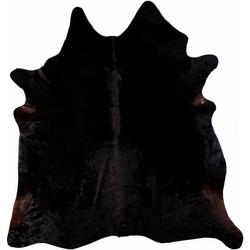 Fellteppich Rinderfell 1, LUXOR living, tierfellförmig, Höhe 3 mm, echtes Rinderfell 160 cm x 240 cm x 3 mm