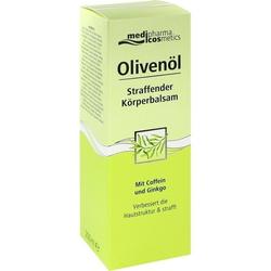 Olivenöl Straffender Körperbalsam