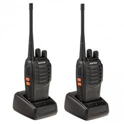 Set 2 Stück von UHF Funkgerät Baofeng BF-888S
