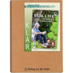 Real Life - viel krasser als jedes Game! als Buch von Jan Wessel