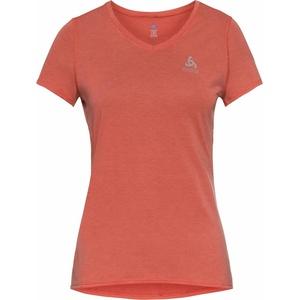 Odlo T-shirt Short Sleeve Crew Neck Ethel burnt sienna (30714) L