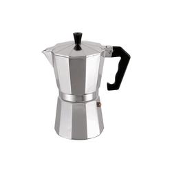 MSV Espressokocher ITALIA - 3, 6, 9 oder 12 Tassen 10 cm x 19 cm x 17 cm