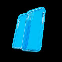 Apple iPhone 11 Pro Hülle Gear4 Blau Cover/Schale