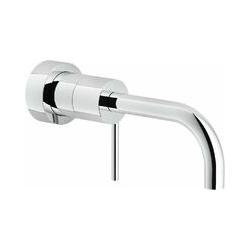 UP-Einhandmischer für Waschbecken Plus PL00198 | Chrom - Nobili