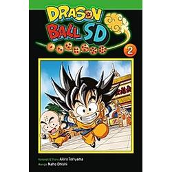 Dragon Ball SD Bd.2. Naho Ohishi  - Buch