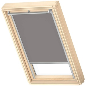 Velux, Original Verdunklungsvorhang für Dachfenster GGL, GHL, GGU, GXL, GPU / F06 grau