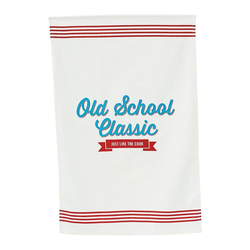 JAMIE OLIVER Geschirrtuch Vintage Set 2-tlg. Old School Classic 70x50 cm