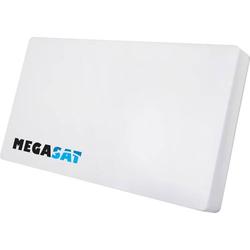MegaSat D1 Profi-Line SAT Antenne Weiß