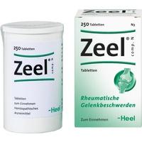 Heel ZEEL comp N Tabletten 250 St