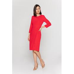 Lavard Klassisches Midi-Kleid 88022  40