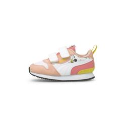 PUMA PUMA x PEANUTS R78 V Babyschuhe Sneaker rosa 22