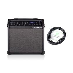Line6 Spider V 30 MkII Gitarrenverstärker Set