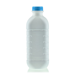 1000ml rechteckige PEHD-Flasche