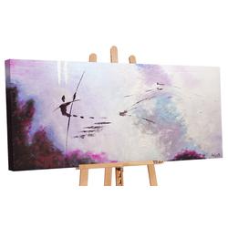 YS-Art Gemälde Endloser Flug 019