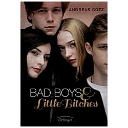 Bad Boys and Little Bitches / Bad Boys & Little Bitches Bd.1. Andreas Götz  - Buch