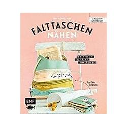 Falttaschen nähen. Frau Fadenschein  - Buch