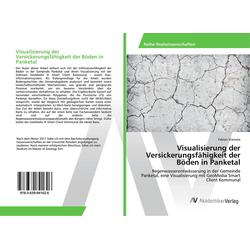 Visualisierung der Versickerungsfähigkeit der Böden in Panketal als Buch von Fabian Starosta