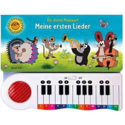 Der kl. Maulwurf - Klavierbuch