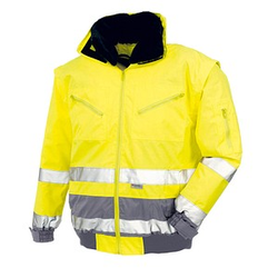 teXXor® Herren Arbeitsjacke VANCOUVER gelb Größe 2XL