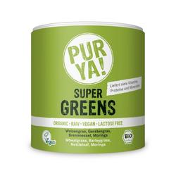 Purya Super Greens Bio Pulver