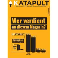 KATAPULT Magazin Ausgabe 19: Buch von